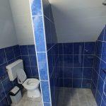 Douche/toilet beneden