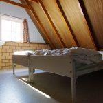 Slaapkamer boven 2x1pers.